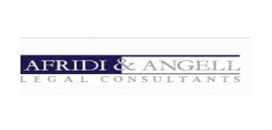 AFRIDI AND ANGELL LEGAL CONSULTANTS