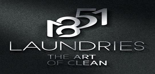 1851 LAUNDRY AND DRY CLEANING
