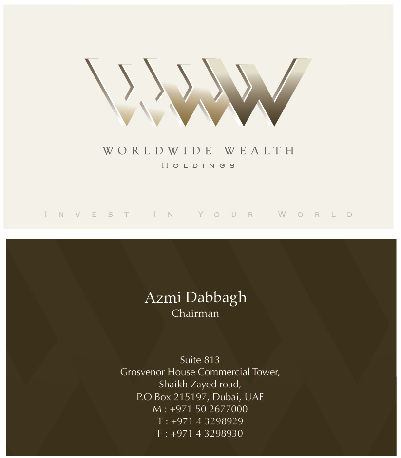WORLD WIDE WEALTH HOLDING LIMITED