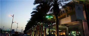 Palm Strip Shopping Mall
