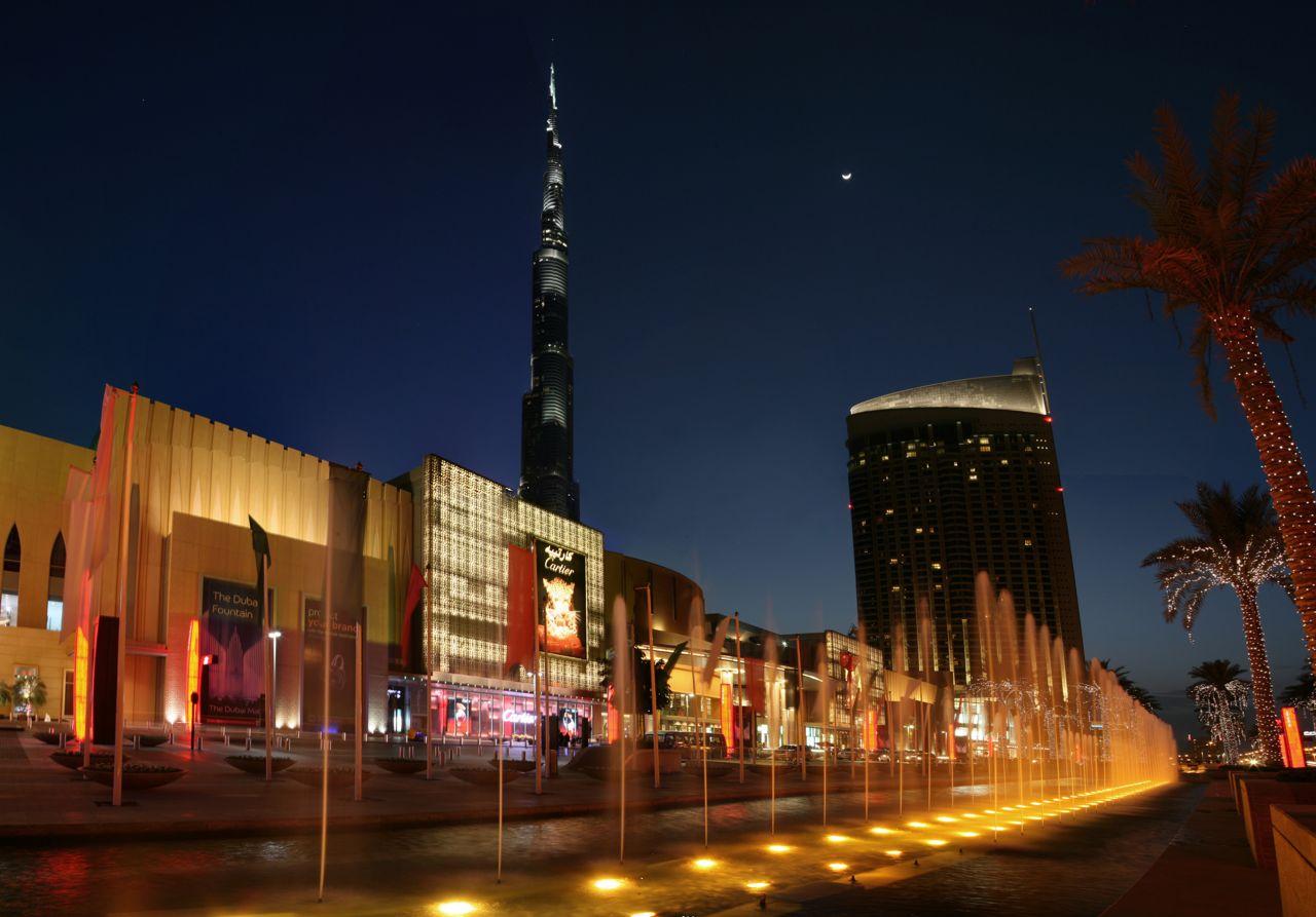 Edurar The Dubai Mall