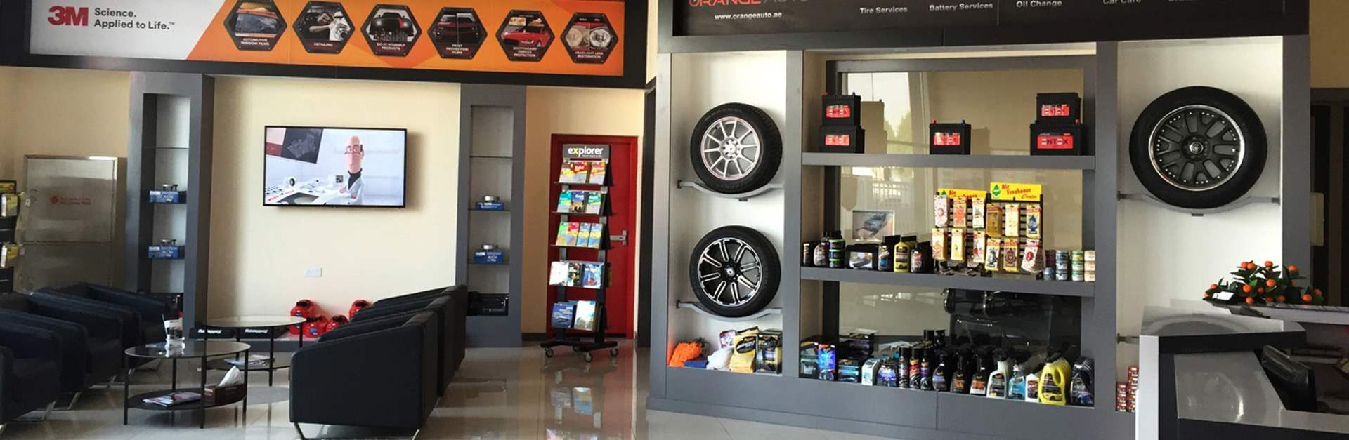 Edurar exterior and interior services with optional body wax - Auto interior restoration products ...