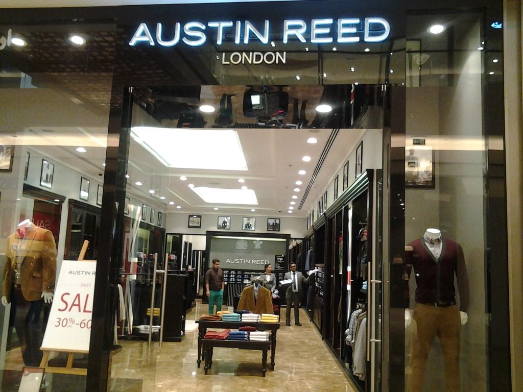 Edurar Austin Reed