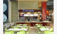 Cinnabon and Seattle's Best Coffee in The Dubai Mall