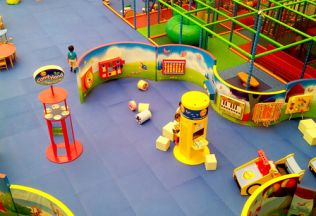 Dome Playing Area