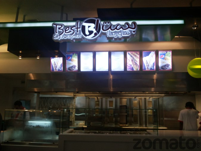 Best Shawarma in Dubai Marina Mall