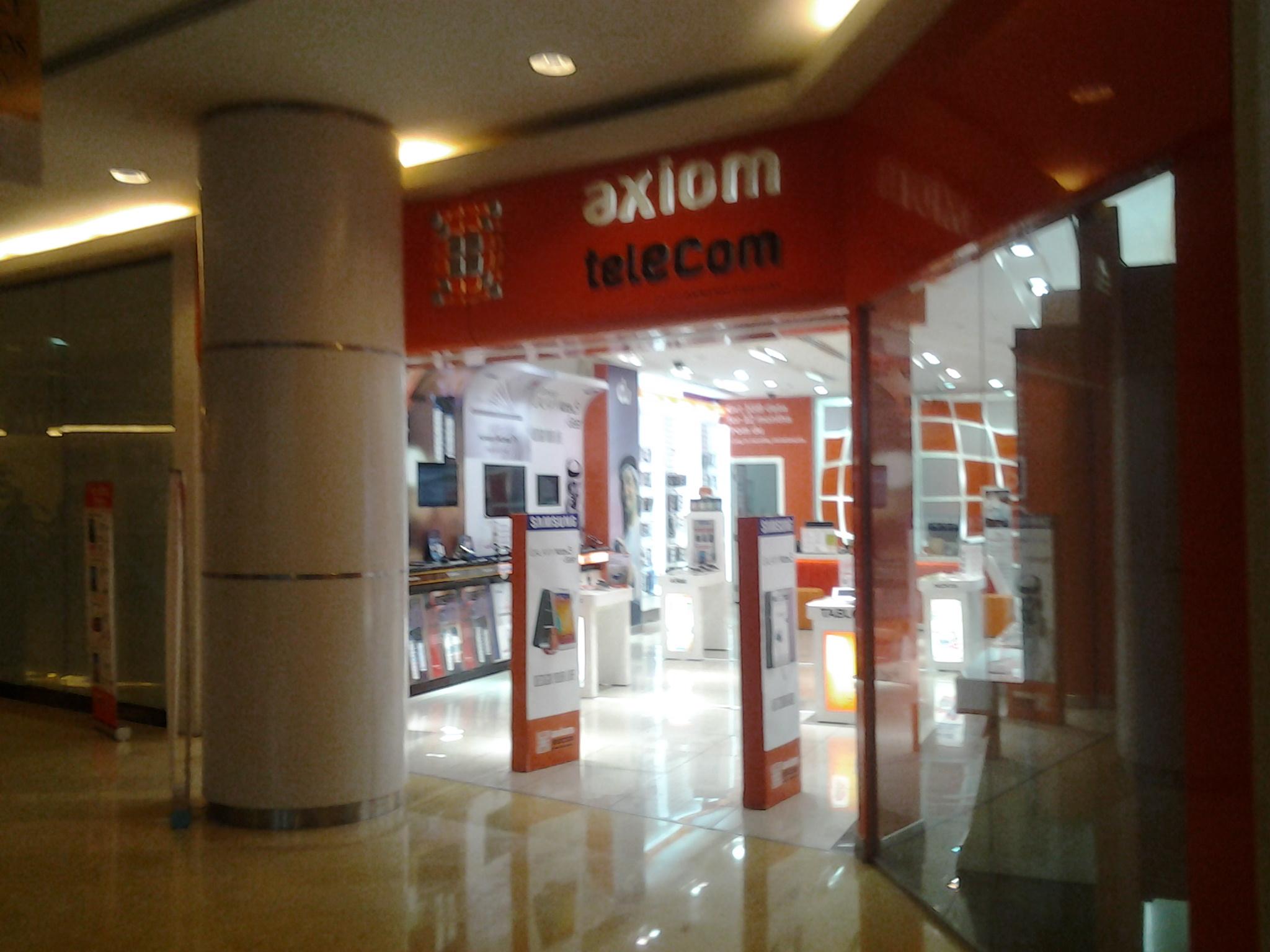 eDurar: Axiom Telecom